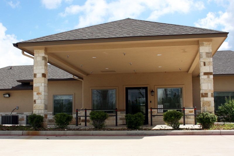 Long term care Hemphill TX